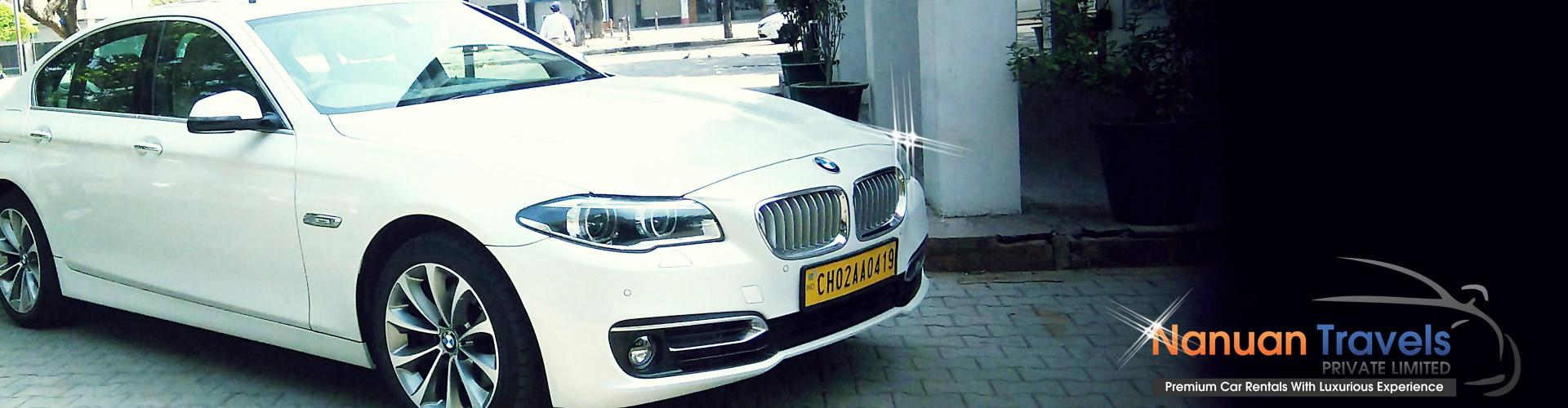 car on rent in mohali